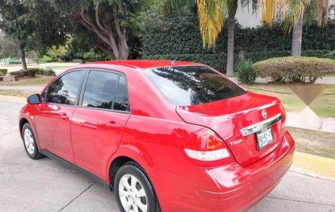 En venta carro Nissan Tiida 2011 en excelente estado
