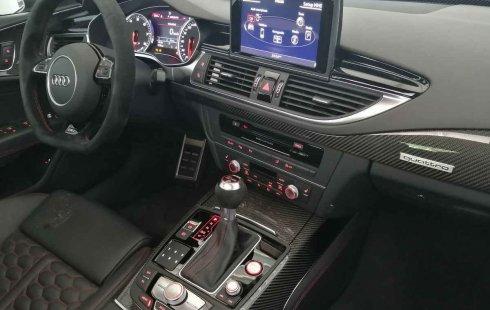 Un carro Audi Serie RS 2018 en Cuernavaca