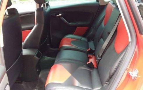 Un carro Seat Altea 2012 en Miguel Hidalgo