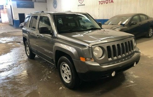 Se vende un Jeep Patriot de segunda mano
