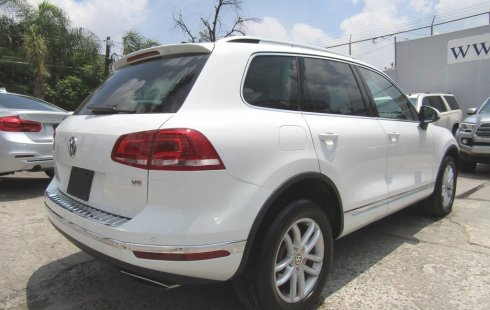 Coche impecable Volkswagen Touareg con precio asequible