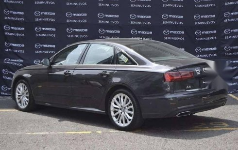 Tengo que vender mi querido Audi A6 2016