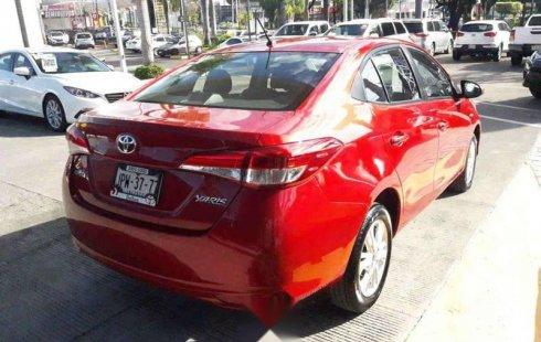 Toyota Yaris impecable en Zapopan más barato imposible