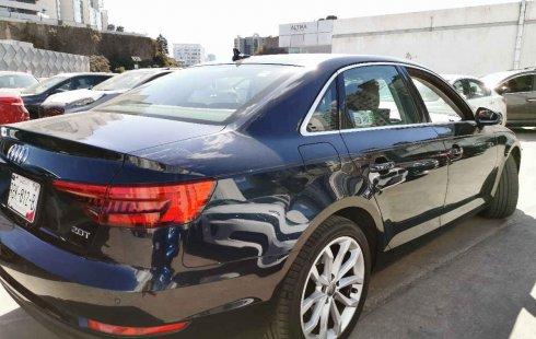 Un Audi A4 2017 impecable te está esperando