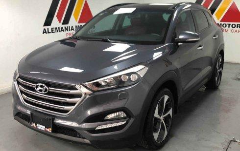 Quiero vender urgentemente mi auto Hyundai Tucson 2017 muy bien estado