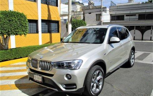 BMW X3 2016 XDRIVE 28iA XLINE