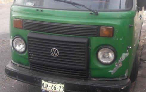 Volkswagen Combi Verde