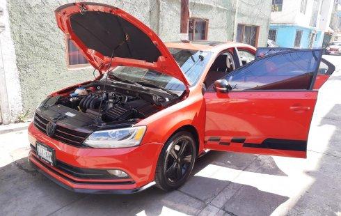 Volkswagen Jetta 2016 Rojo