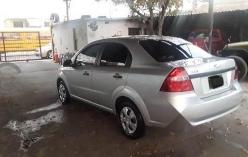 Chevrolet Aveo 2013 barato en Saltillo