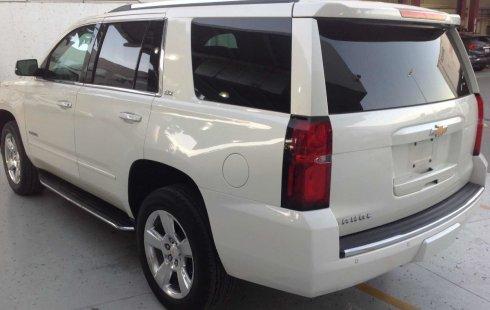 Pongo a la venta cuanto antes posible un Chevrolet Tahoe que tiene todos los documentos necesarios