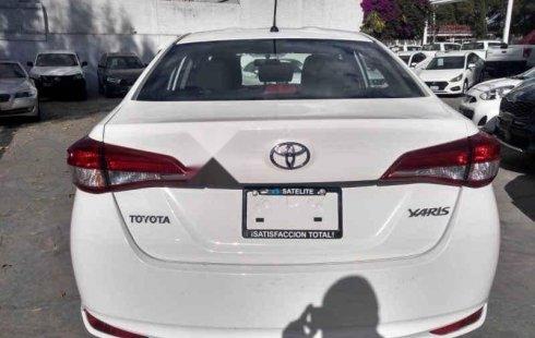 No te pierdas un excelente Toyota Yaris 2018 Automático en Tlalnepantla de Baz