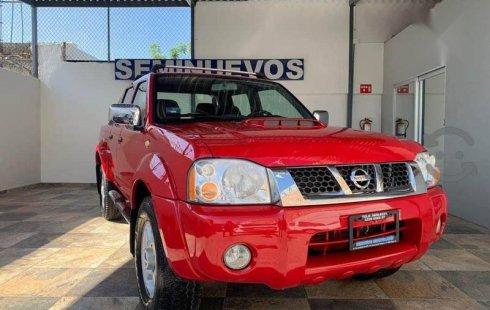 Se vende un Nissan Frontier 2012 por cuestiones económicas
