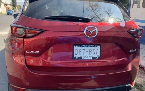 En venta un Mazda CX-5 2019 Automático muy bien cuidado