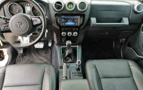 Quiero vender urgentemente mi auto Baic BJ40 2018 muy bien estado