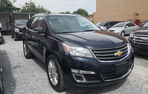 Impecable Chevrolet Traverse LT 2015