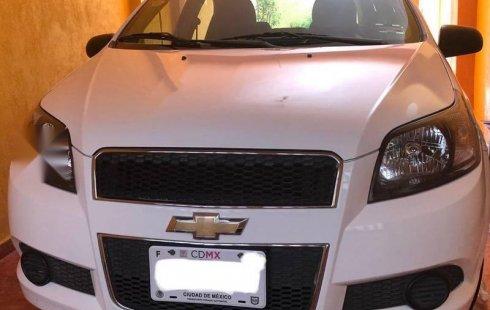 Tengo que vender mi querido Chevrolet Aveo 2015