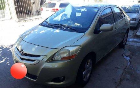 En venta un Toyota Yaris 2007 Automático muy bien cuidado