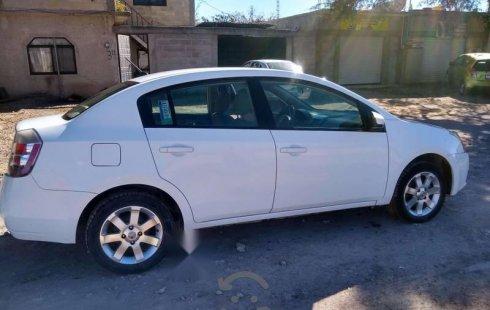 Quiero vender urgentemente mi auto Nissan Sentra 2008 muy bien estado