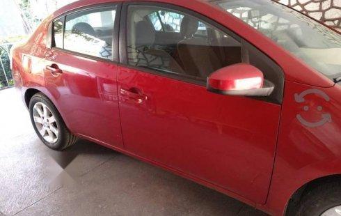 Un Nissan Sentra 2009 impecable te está esperando