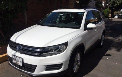 Volkswagen Tiguan 2014 Blanco