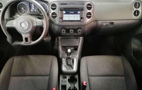 Precio de Volkswagen Tiguan 2012