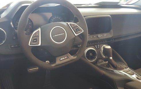En venta un Chevrolet Camaro 2018 Automático en excelente condición