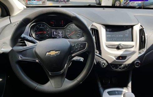 Llámame inmediatamente para poseer excelente un Chevrolet Cruze 2017 Manual