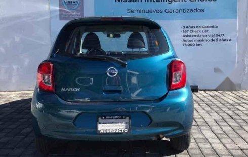 Se vende urgemente Nissan March 2016 Manual en Zapopan