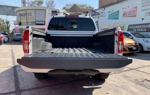 No te pierdas un excelente Nissan Frontier 2018 Automático en Iztacalco