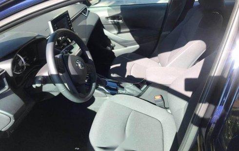Precio de Toyota Corolla 2020
