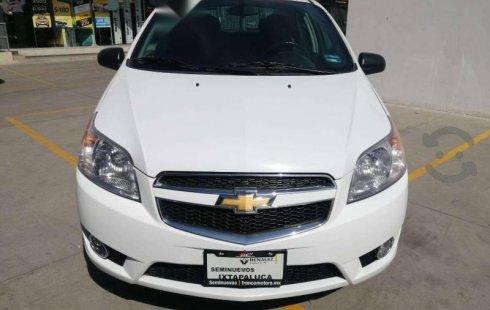 Se vende urgemente Chevrolet Aveo 2018 Automático en Ixtapaluca