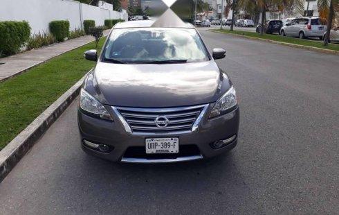 Urge!! Un excelente Nissan Sentra 2016 Automático vendido a un precio increíblemente barato en Benito Juárez