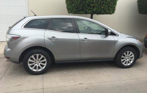 Mazda CX-7 2012 Plata