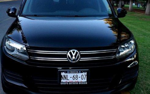 En venta un Volkswagen Tiguan 2012 Automático muy bien cuidado