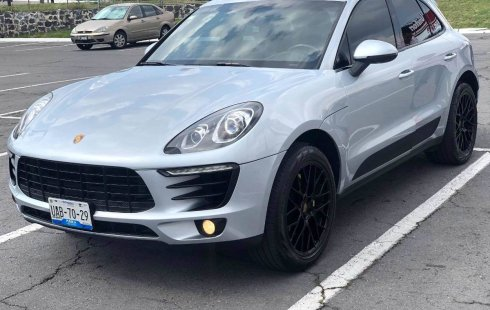 Coche impecable Porsche Macan con precio asequible