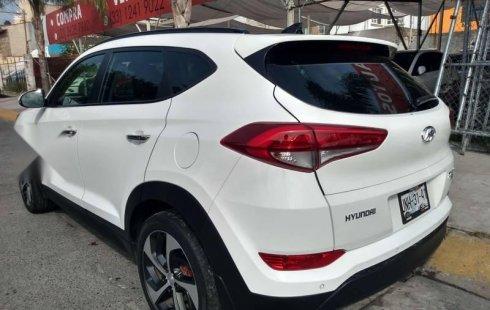 En venta un Hyundai Tucson 2017 Automático muy bien cuidado