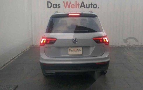 Un carro Volkswagen Tiguan 2019 en Tlalpan