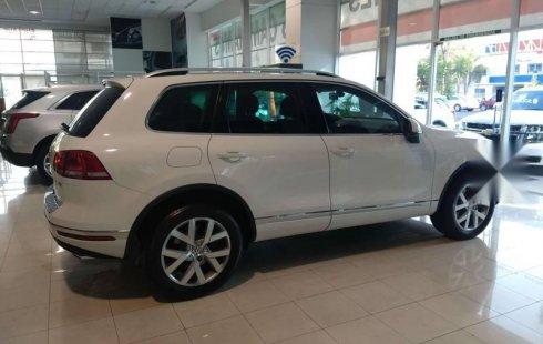 En venta carro Volkswagen Touareg 2016 en excelente estado