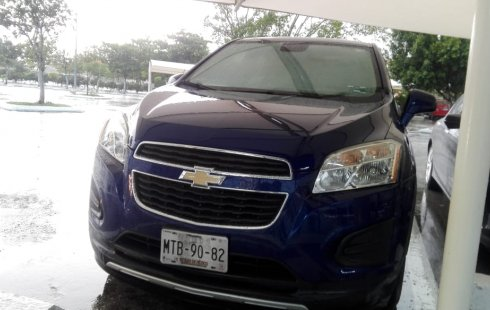 Chevrolet Trax 2015 Azul