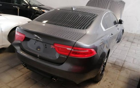 Vendo un Jaguar XE impecable