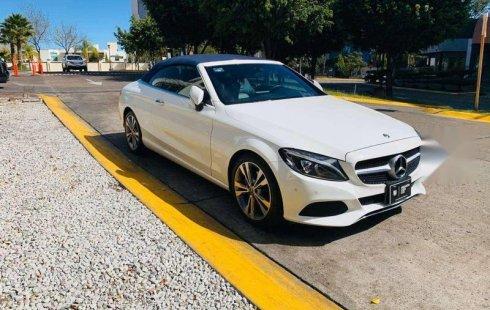 Quiero vender cuanto antes posible un Mercedes-Benz Clase C 2018