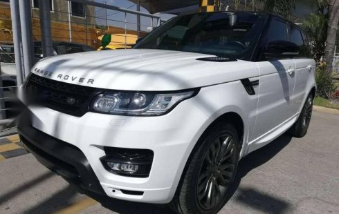 Quiero vender cuanto antes posible un Land Rover Range Rover Sport 2015
