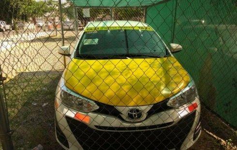 Quiero vender urgentemente mi auto Toyota Yaris 2018 muy bien estado