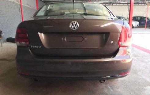 Un Volkswagen Vento 2016 impecable te está esperando