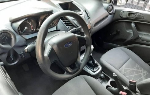 Ford Fiesta 2014 impecable