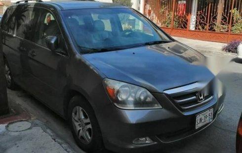 Tengo que vender mi querido Honda Odyssey 2007