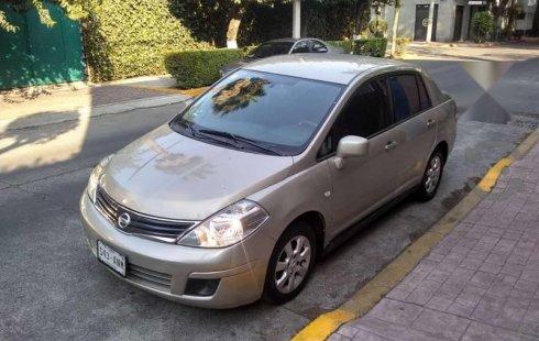 Auto usado Nissan Tiida 2011 a un precio increíblemente barato