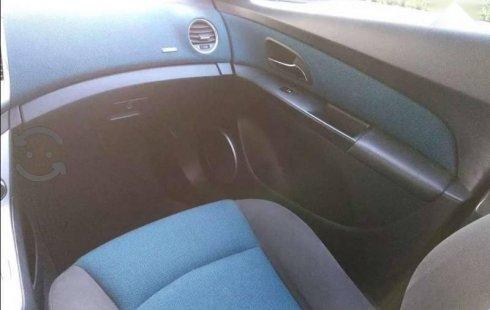 Quiero vender cuanto antes posible un Chevrolet Cruze 2012