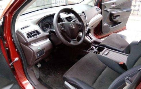 Quiero vender inmediatamente mi auto Honda CR-V 2012 muy bien cuidado