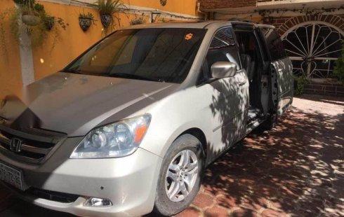 En venta un Honda Odyssey 2005 Automático en excelente condición